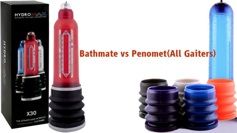 Bathmate vs Penomet