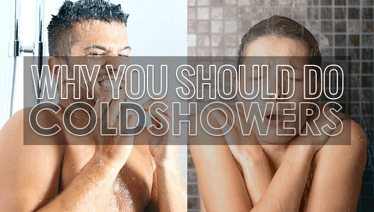 Health Benefits of Cold Showers